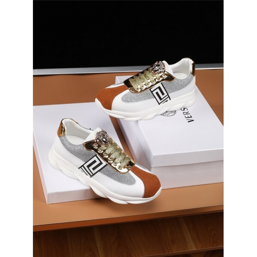 Versace Casual Shoes For Men #770607