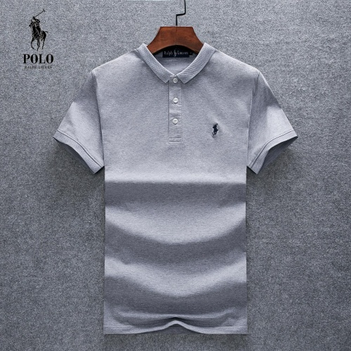 Ralph Lauren Polo T-Shirts Short Sleeved Polo For Men #770613