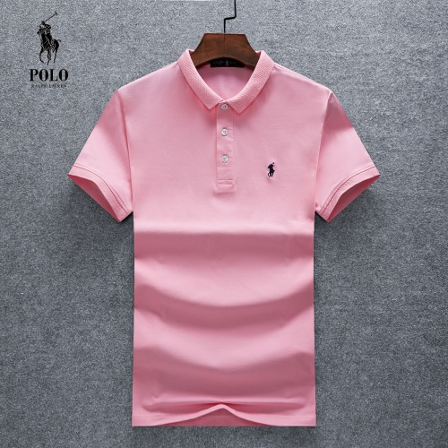 Ralph Lauren Polo T-Shirts Short Sleeved Polo For Men #770615