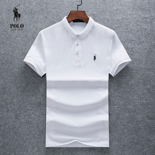 Ralph Lauren Polo T-Shirts Short Sleeved Polo For Men #770616