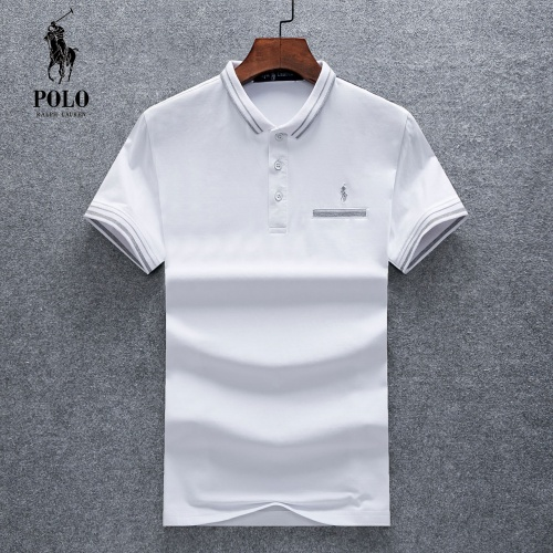 Ralph Lauren Polo T-Shirts Short Sleeved Polo For Men #770627