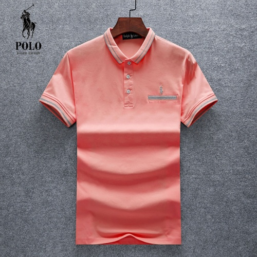 Ralph Lauren Polo T-Shirts Short Sleeved Polo For Men #770628