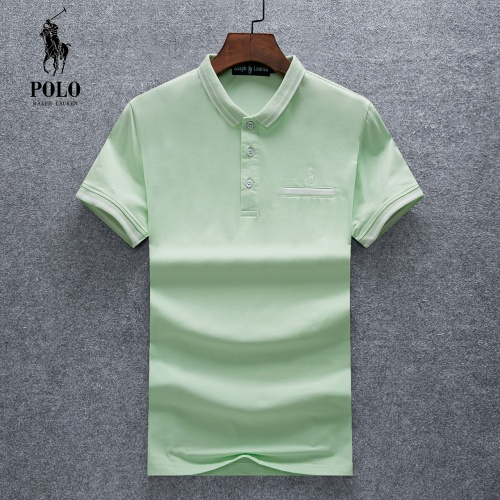 Ralph Lauren Polo T-Shirts Short Sleeved Polo For Men #770629