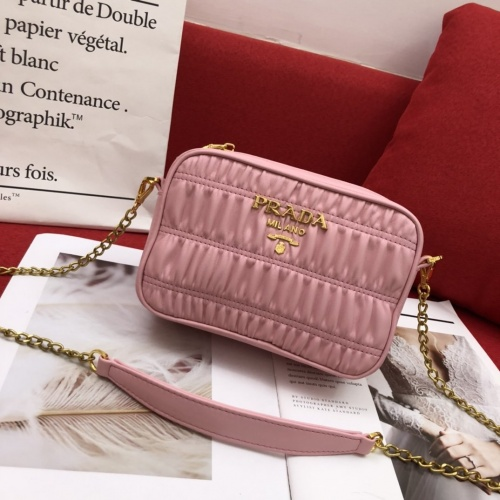 Prada AAA Quality Messeger Bags For Women #770676