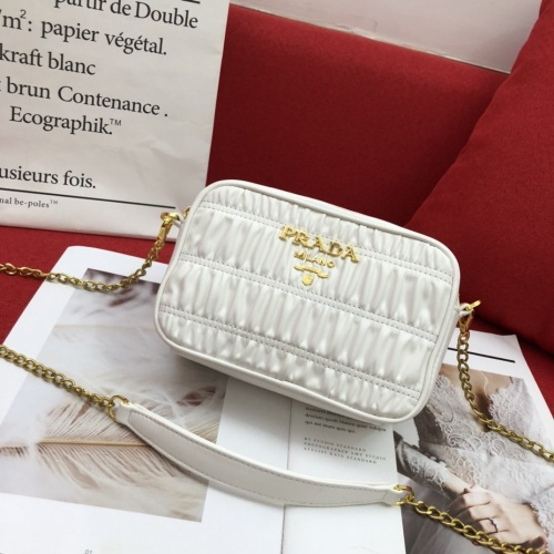 Prada AAA Quality Messeger Bags For Women #770678