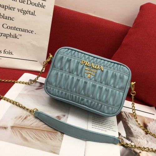 Prada AAA Quality Messeger Bags For Women #770679