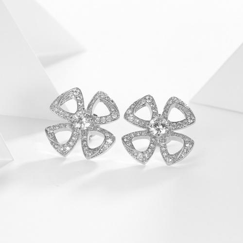 Bvlgari Earrings #770710 $37.83 USD, Wholesale Replica Bvlgari Earrings