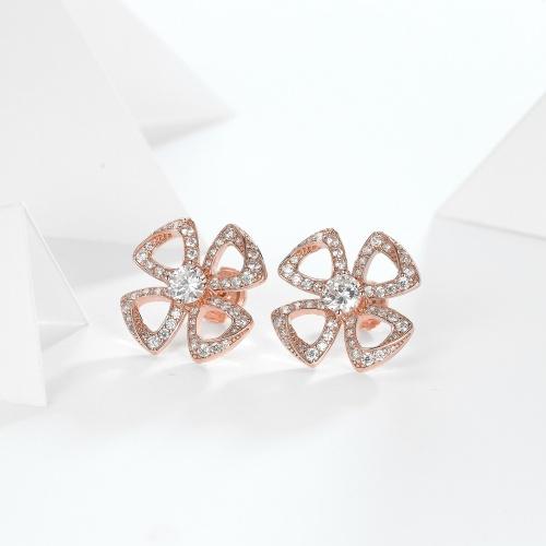 Bvlgari Earrings #770711 $37.83 USD, Wholesale Replica Bvlgari Earrings
