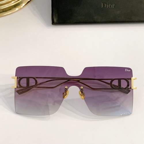 Christian Dior AAA Quality Sunglasses #770767