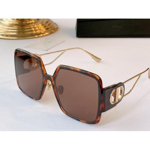 Christian Dior AAA Quality Sunglasses #770773