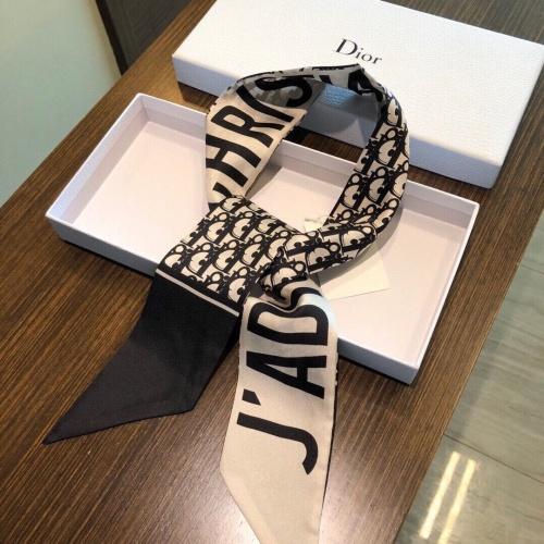 Christian Dior Silk Scarf #770953
