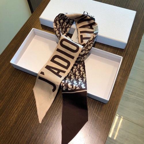 Christian Dior Silk Scarf #770955