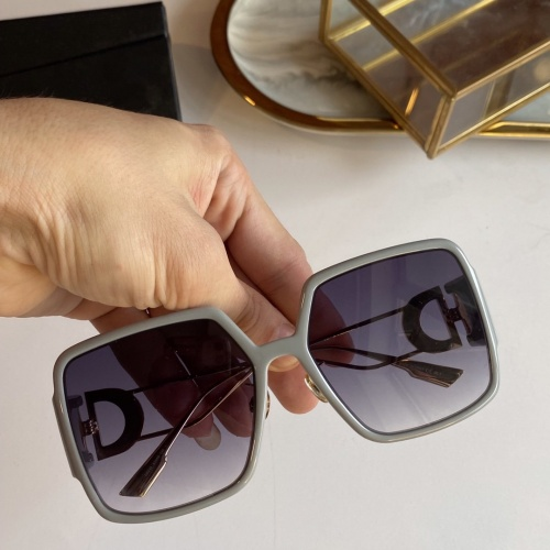 Christian Dior AAA Quality Sunglasses #771192