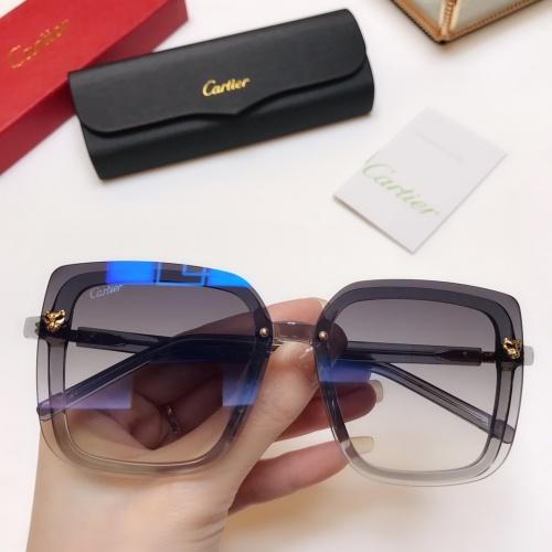 Cartier AAA Quality Sunglasses #771241