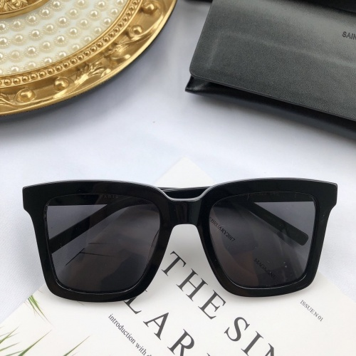 Yves Saint Laurent YSL AAA Quality Sunglassses #771269