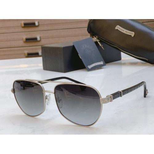 Chrome Hearts AAA Quality Sunglasses #771275