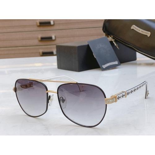Chrome Hearts AAA Quality Sunglasses #771277