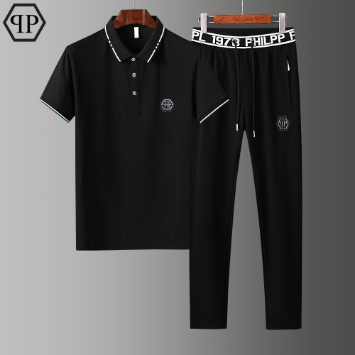 Philipp Plein PP Tracksuits Short Sleeved Polo For Men #771379