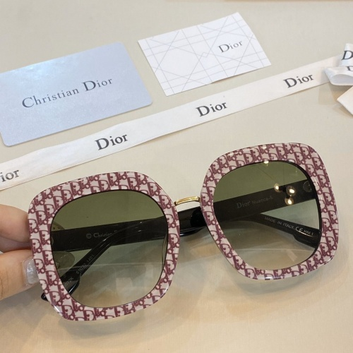 Christian Dior AAA Quality Sunglasses #771461