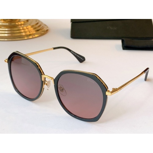 Christian Dior AAA Quality Sunglasses #771564