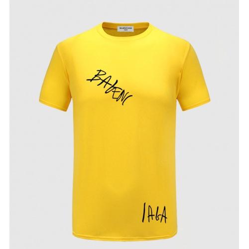 Balenciaga T-Shirts Short Sleeved O-Neck For Men #771612