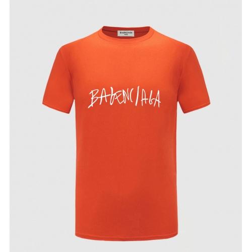 Balenciaga T-Shirts Short Sleeved O-Neck For Men #771623