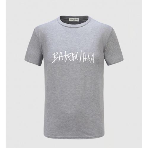 Balenciaga T-Shirts Short Sleeved O-Neck For Men #771626