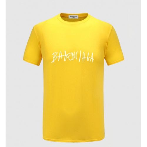 Balenciaga T-Shirts Short Sleeved O-Neck For Men #771627