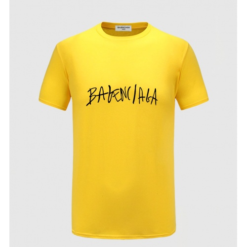Balenciaga T-Shirts Short Sleeved O-Neck For Men #771628