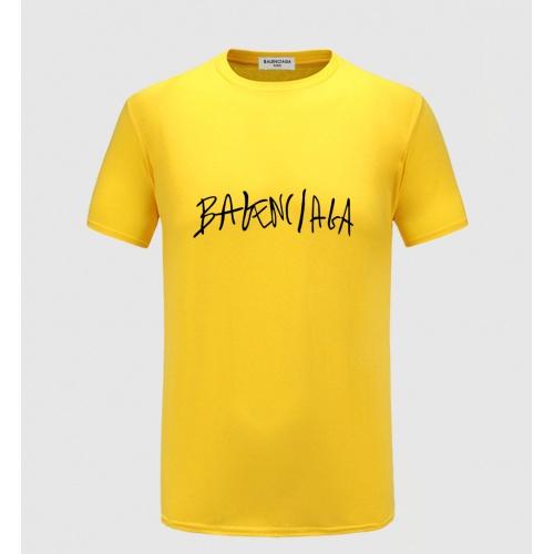 Balenciaga T-Shirts Short Sleeved O-Neck For Men #771628