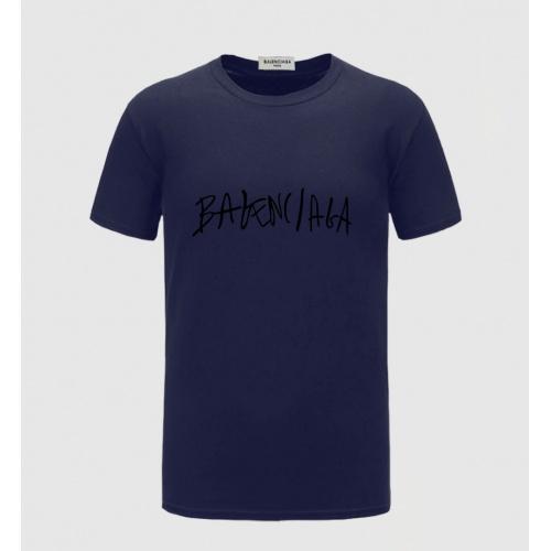 Balenciaga T-Shirts Short Sleeved O-Neck For Men #771630