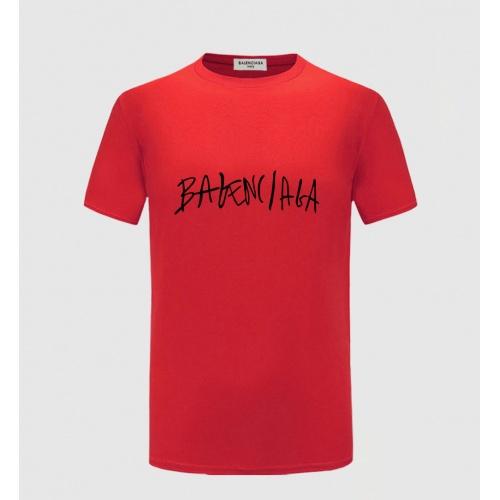 Balenciaga T-Shirts Short Sleeved O-Neck For Men #771632