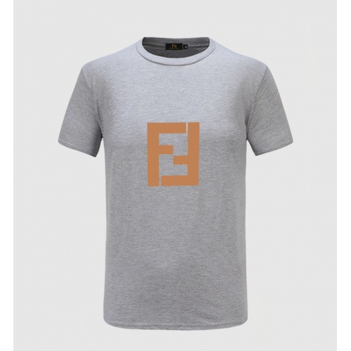 Fendi T-Shirts Short Sleeved O-Neck For Men #771657
