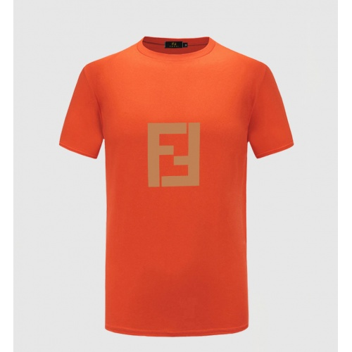 Fendi T-Shirts Short Sleeved O-Neck For Men #771659