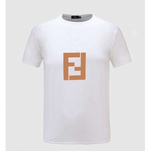 Fendi T-Shirts Short Sleeved O-Neck For Men #771662