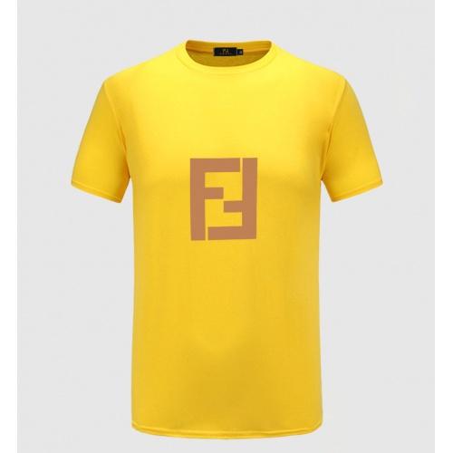 Fendi T-Shirts Short Sleeved O-Neck For Men #771663