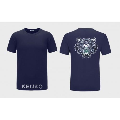 Kenzo T-Shirts Short Sleeved O-Neck For Men #771701 $26.19 USD, Wholesale Replica Kenzo T-Shirts
