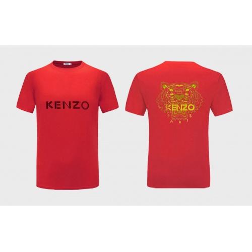 Kenzo T-Shirts Short Sleeved O-Neck For Men #771709 $26.19 USD, Wholesale Replica Kenzo T-Shirts