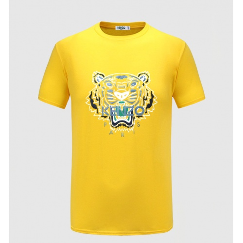 Kenzo T-Shirts Short Sleeved O-Neck For Men #771723