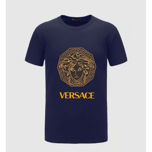 Versace T-Shirts Short Sleeved O-Neck For Men #771764 $26.19, Wholesale Replica Versace T-Shirts