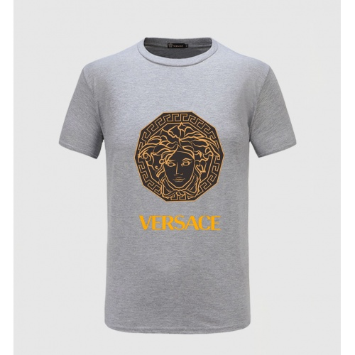 Versace T-Shirts Short Sleeved O-Neck For Men #771767