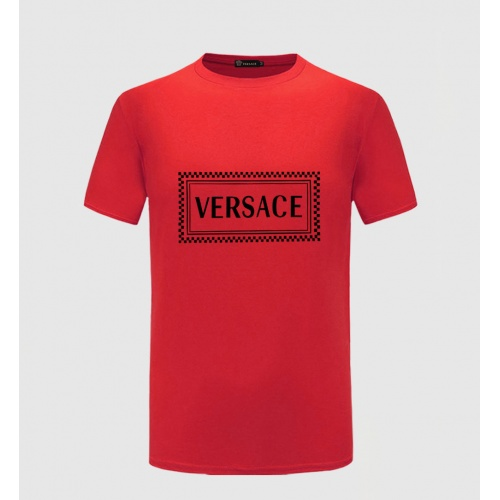 Versace T-Shirts Short Sleeved O-Neck For Men #771775