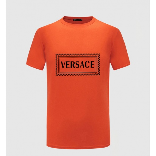 Versace T-Shirts Short Sleeved O-Neck For Men #771776