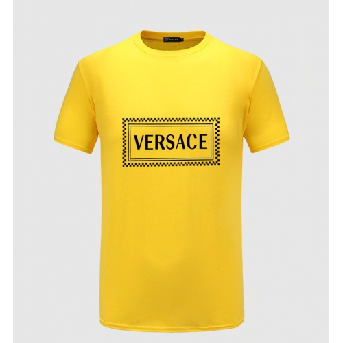 Versace T-Shirts Short Sleeved O-Neck For Men #771780