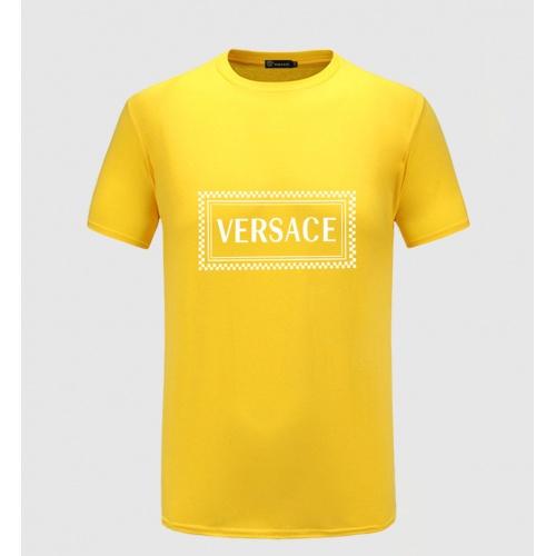 Versace T-Shirts Short Sleeved O-Neck For Men #771781