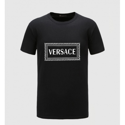 Versace T-Shirts Short Sleeved O-Neck For Men #771783 $26.19 USD, Wholesale Replica Versace T-Shirts