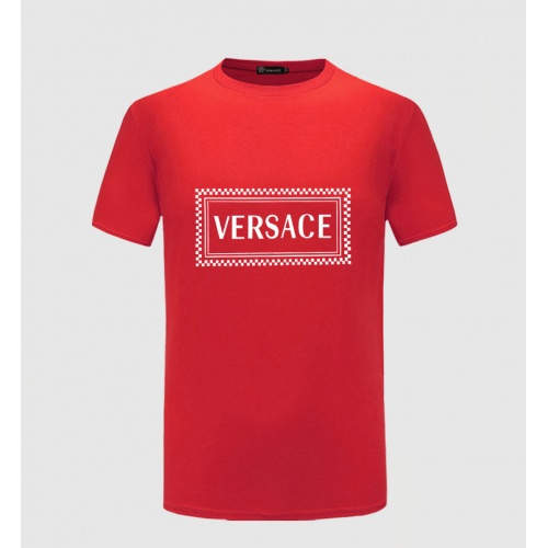 Versace T-Shirts Short Sleeved O-Neck For Men #771786