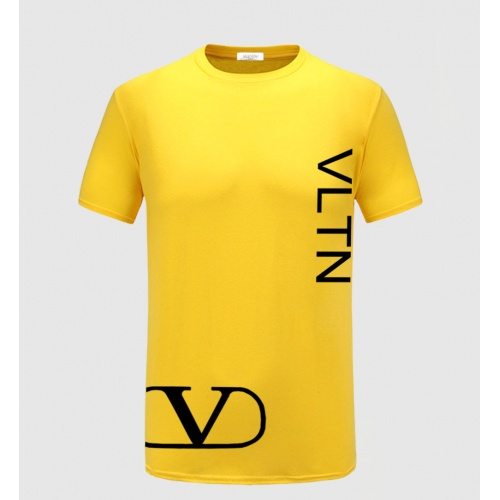 Valentino T-Shirts Short Sleeved O-Neck For Men #771800
