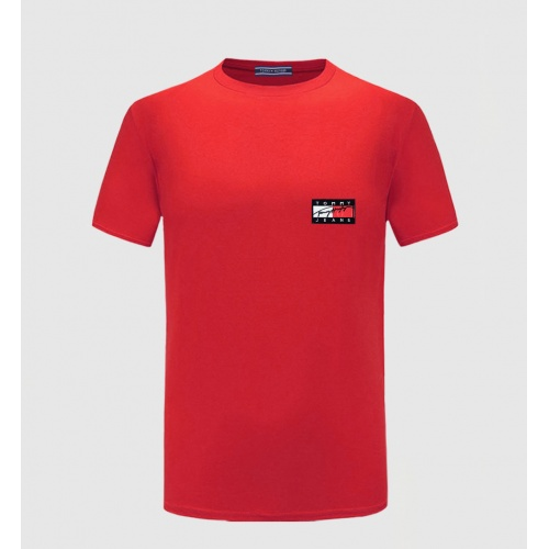Tommy Hilfiger TH T-Shirts Short Sleeved O-Neck For Men #771822 $26.19 USD, Wholesale Replica Tommy Hilfiger TH T-Shirts