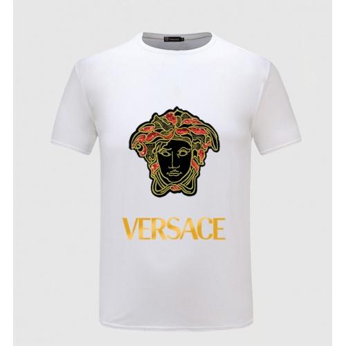 Versace T-Shirts Short Sleeved O-Neck For Men #771846